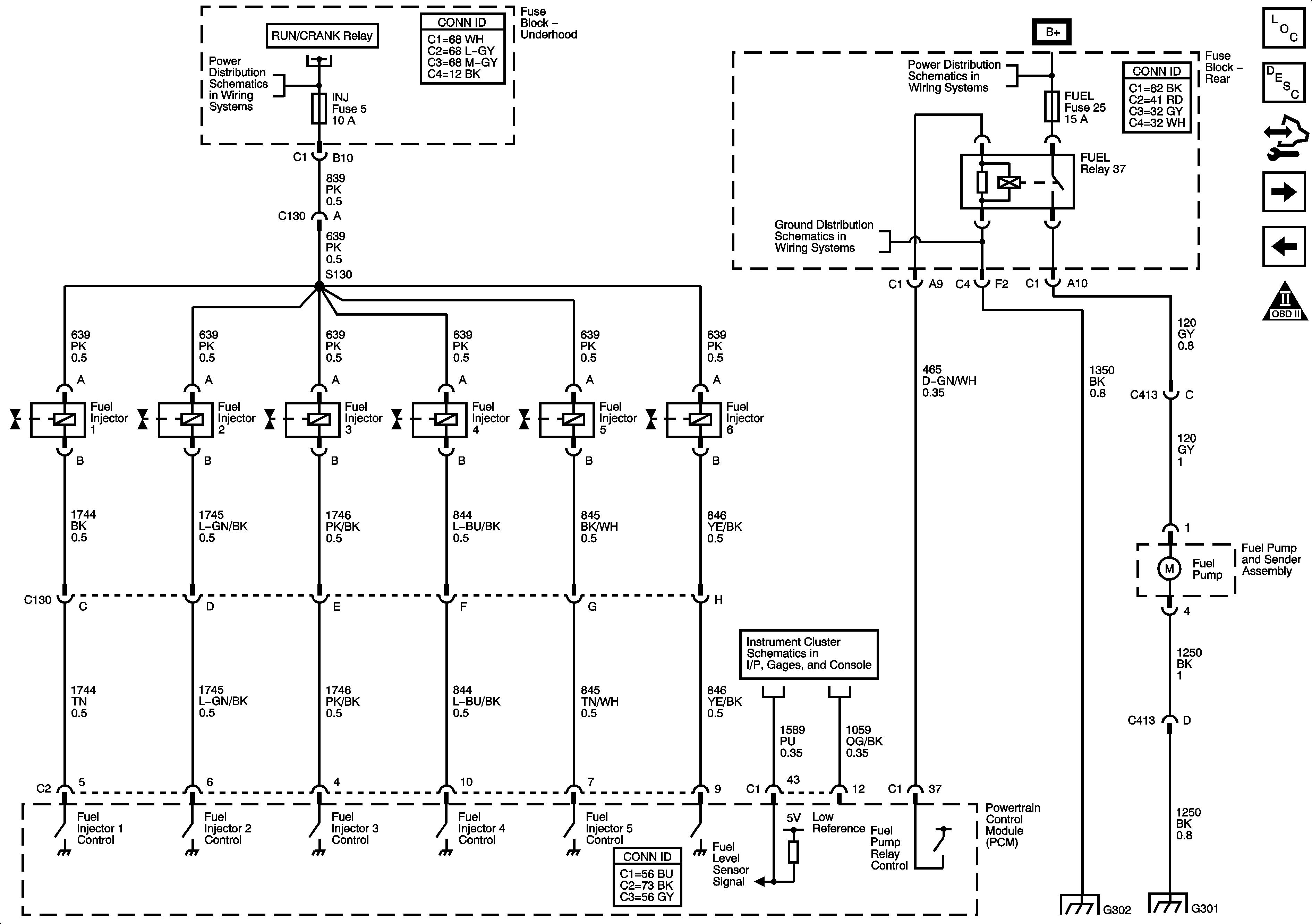 Fuel pump relay issues - Pontiac G6 Forum