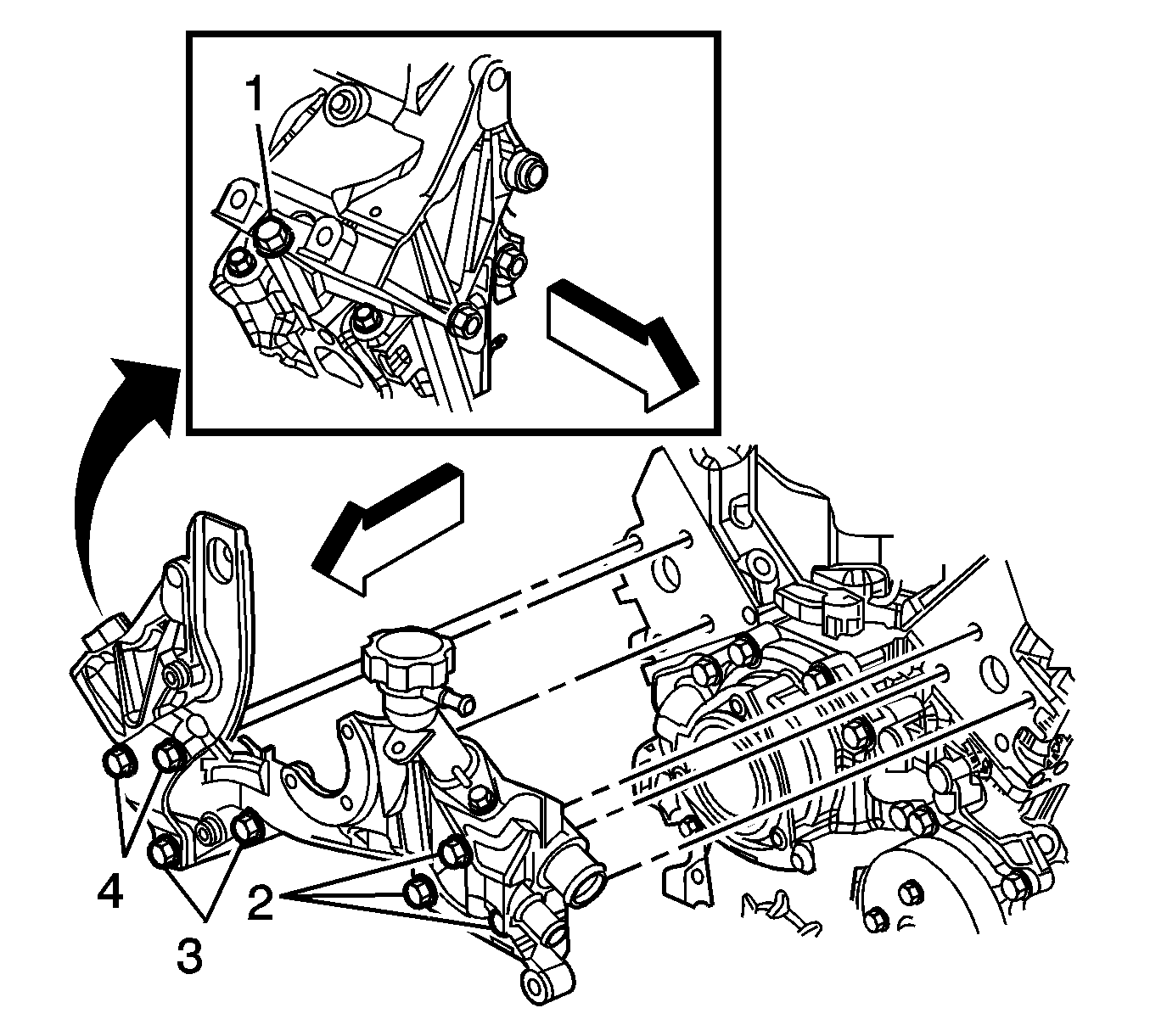 [WRG-2785] Pontiac G6 2 4 Engine Diagram Water Pump
