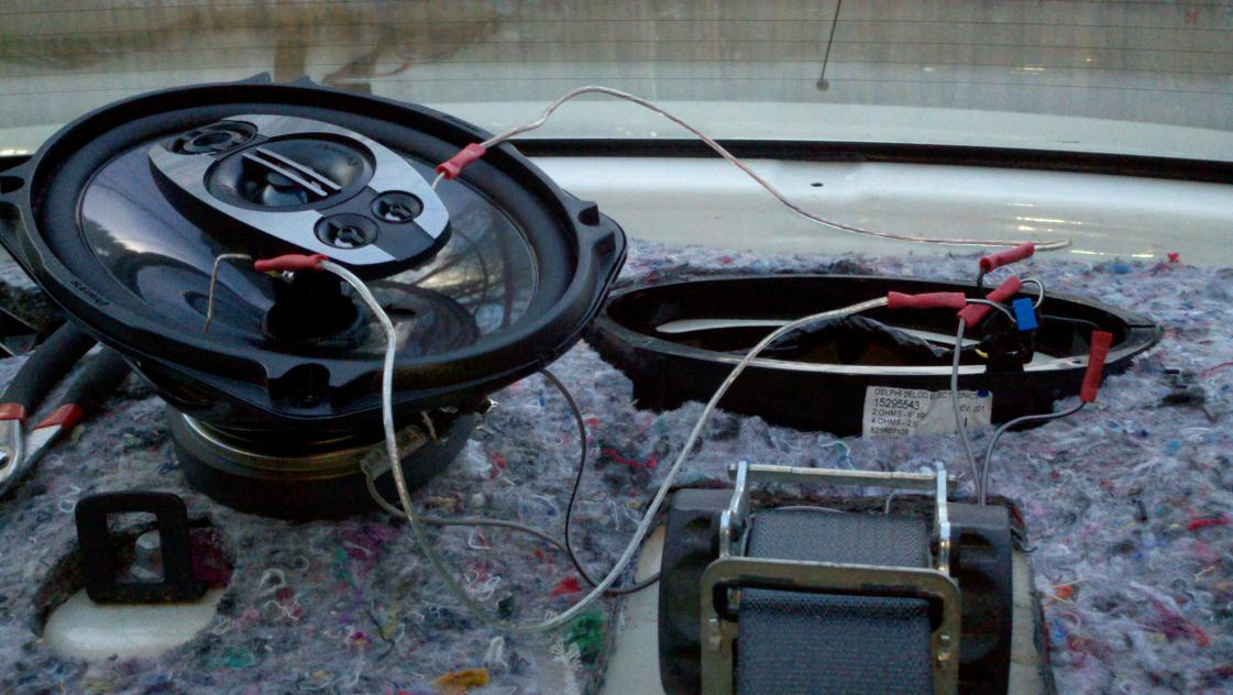 Pontiac G6 Monsoon Amp Wiring