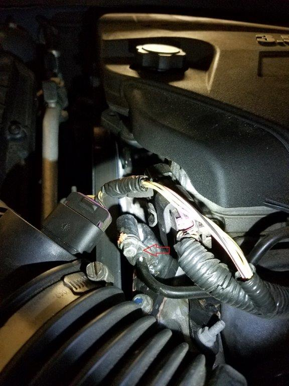 How can I bleed the cooling system on a 07 3 5 - Pontiac G6
