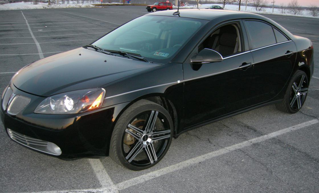 Introducing: Prototype g9 - Pontiac G6 Forum