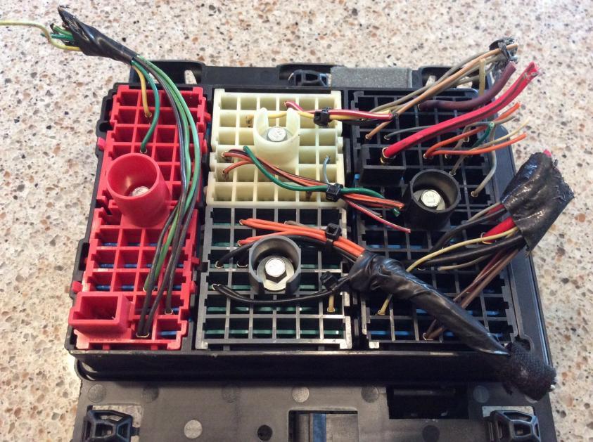 2007 pontiac g6 rear fuse box trunk fuse box replacement pontiac g6 forum  trunk fuse box replacement pontiac g6