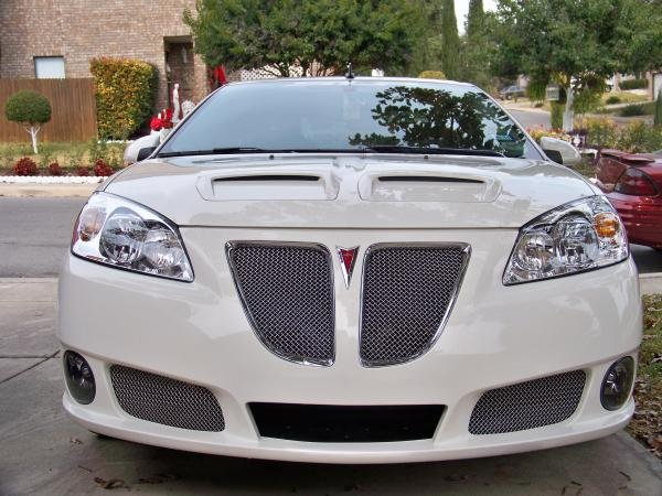 Showcase cover image for Fly-G6 GXP's 2011 Pontiac G6