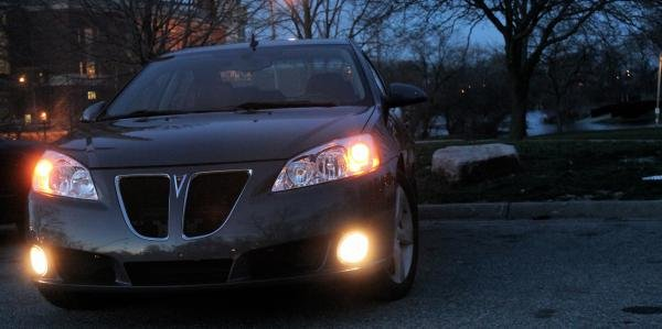 Showcase cover image for Highonchai's 2008 Pontiac G6 GT