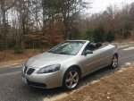 Virginia 2006 G6 GTP Convertible Renewed